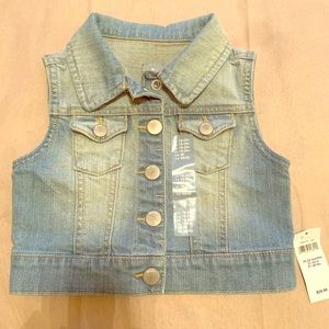Baby Gap Denim Vest